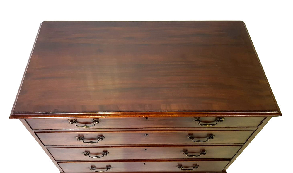 Good Quality 19th Century Mahogany Chest of Drawers