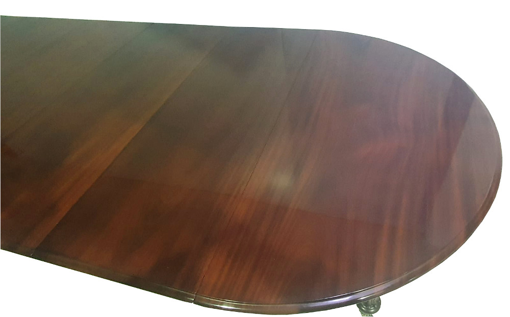 Large 19th Century Mahogany Dining Table