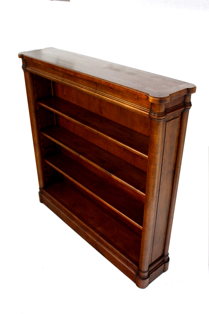 Handmade Open Front Bookcase