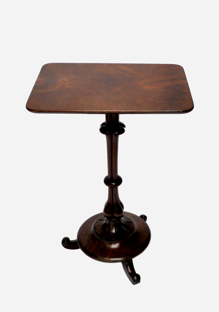 Good Quality Victorian Mahogany Side / Lamp Table