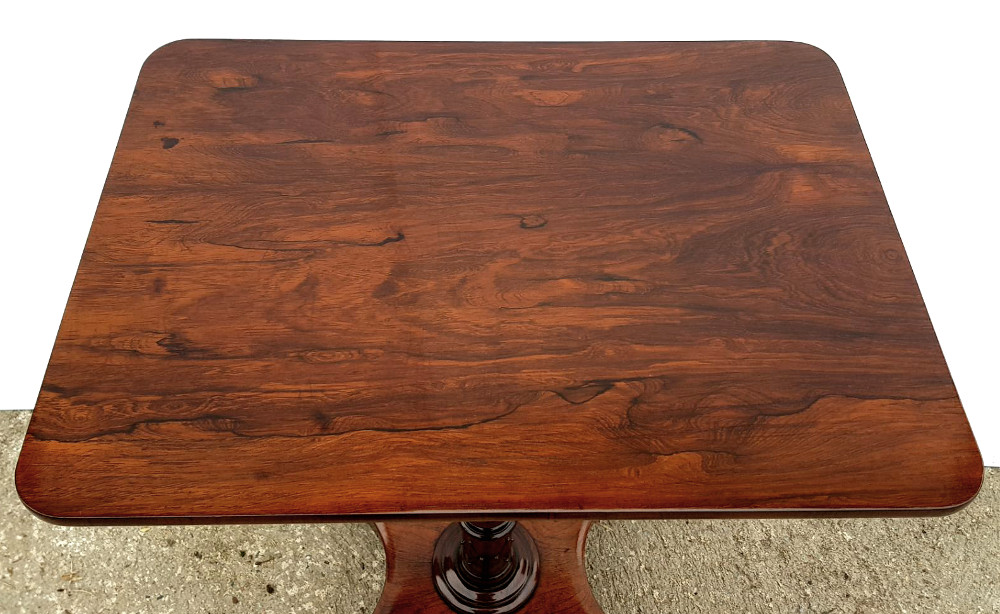 Top Quality 19th Century Rosewood Occassional Table