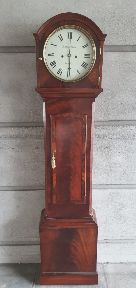 19th Century Grandfather Clock